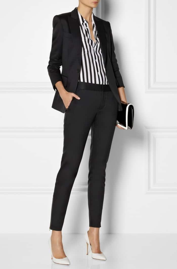 Pantalón negro para un look versátil y elegante
